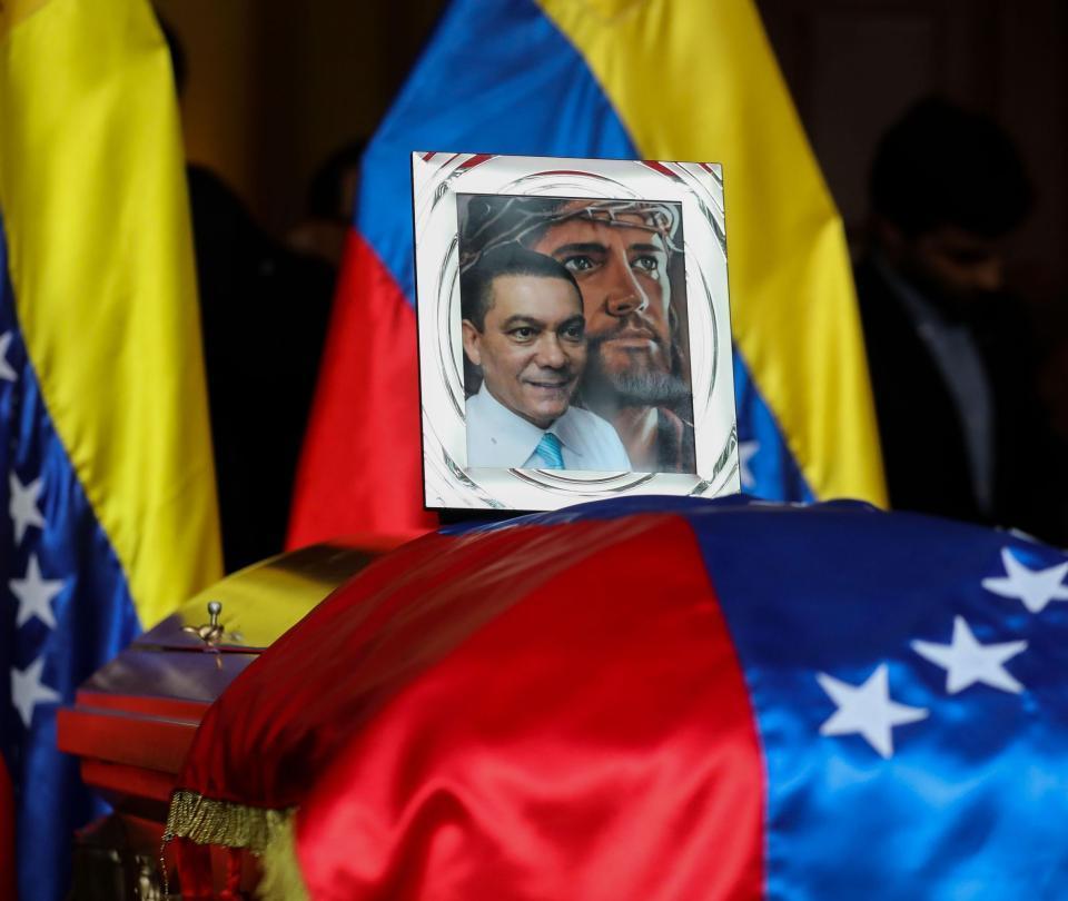 Concejal del que Caracas dice que se suicidó nació en Colombia