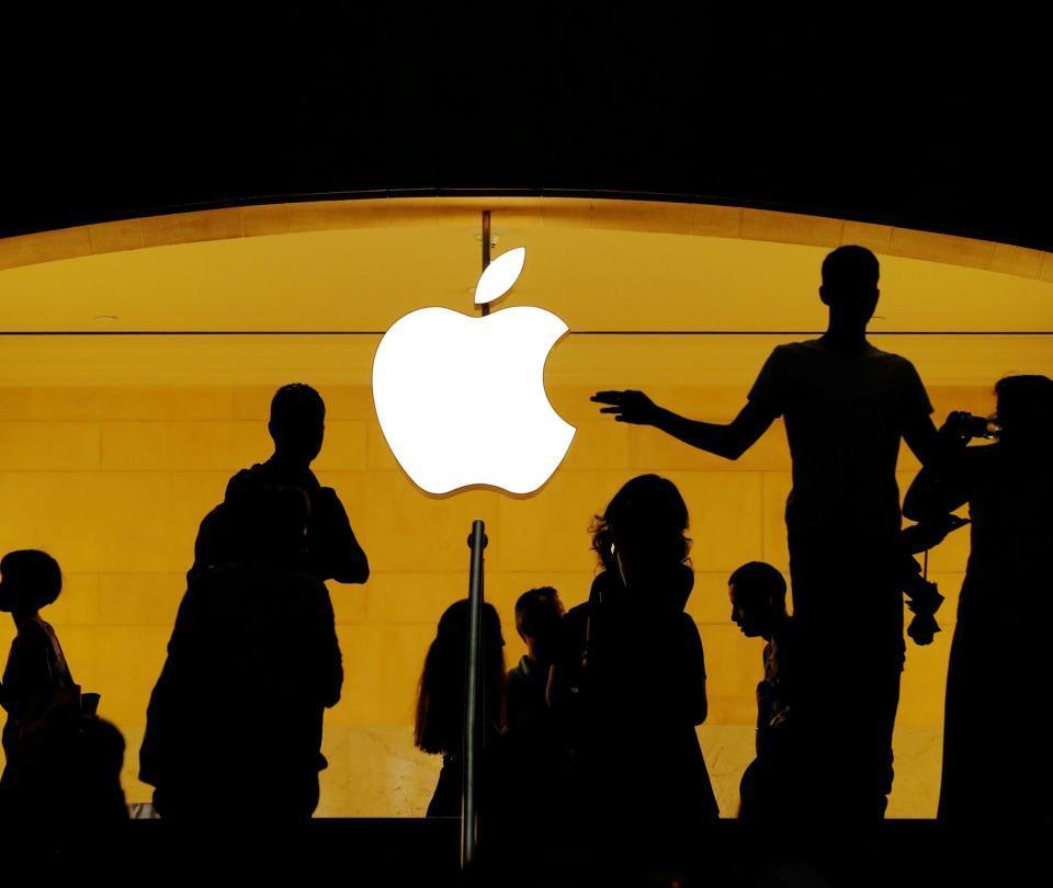 Se desvalorizan las acciones de Apple por quinto día consecutivo