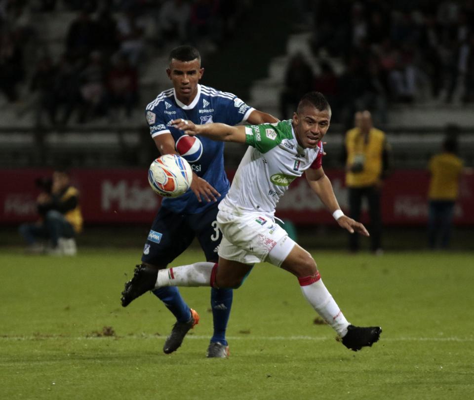 Millos enfrenta a Once Caldas por el premio seco: la final de la Copa