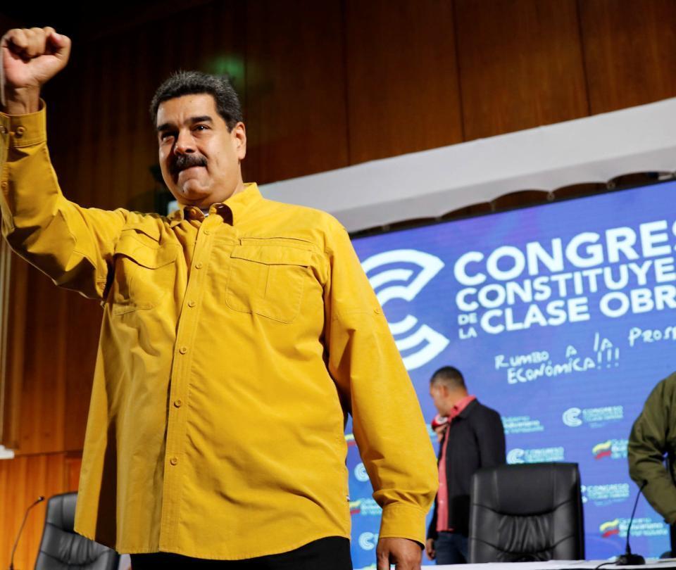 Maduro dice que la Casa Blanca ordenó al gobierno colombiano matarlo
