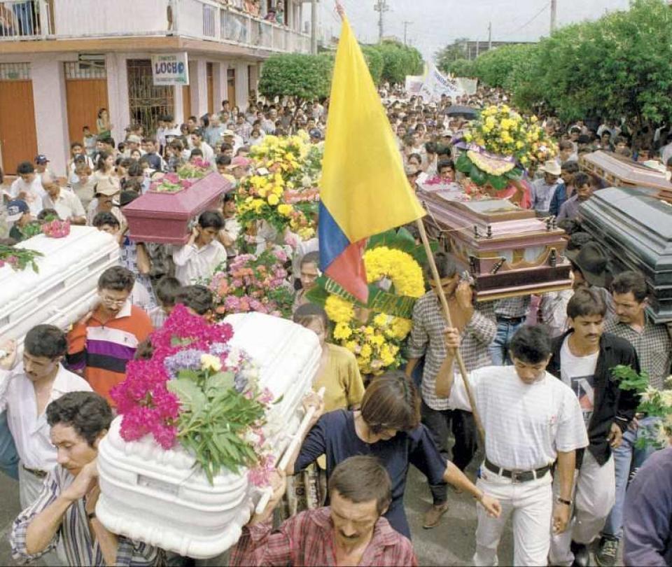 Regaño del Consejo de Estado al Gobierno por masacre de Santo Domingo