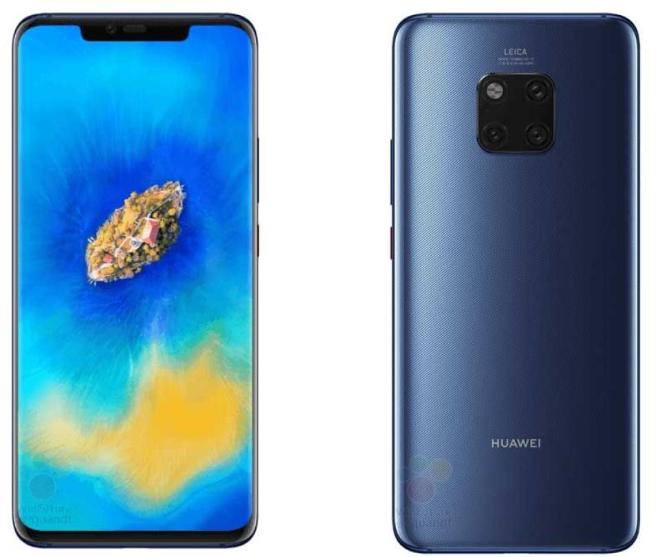 ¿Qué se espera del nuevo Mate 20 Pro de Huawei?