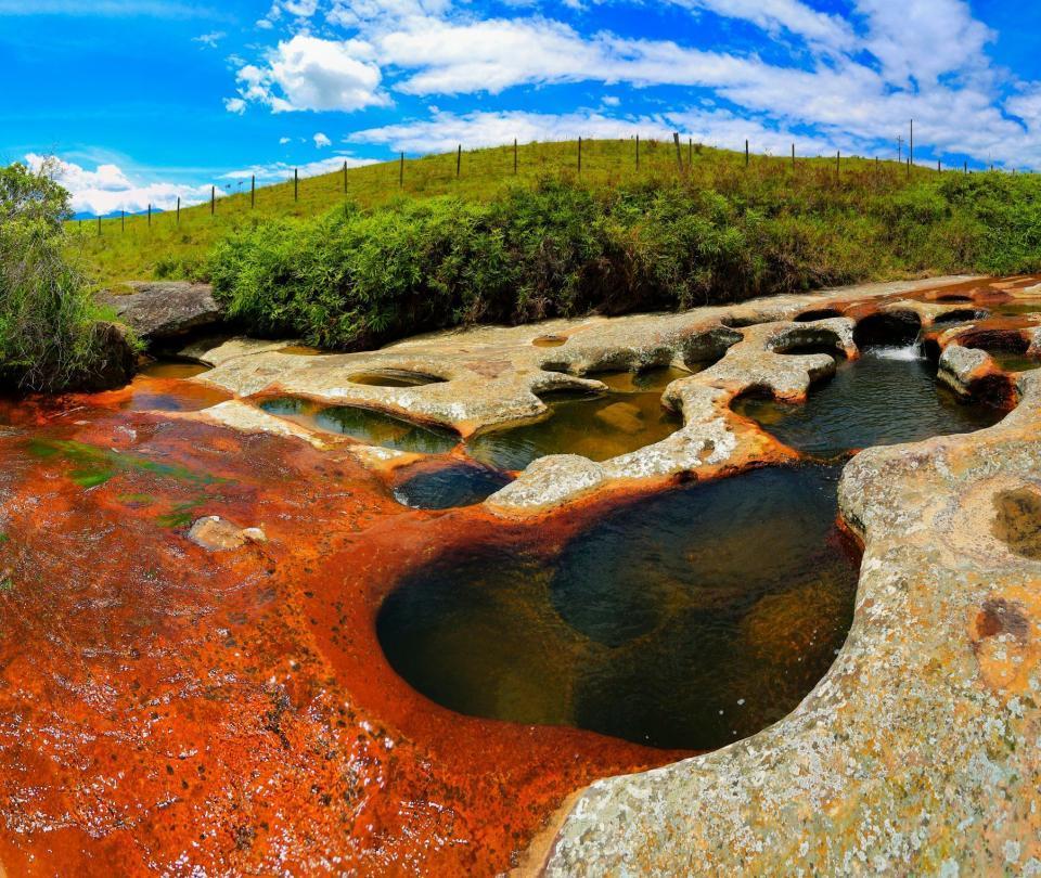 Las Gachas: misteriosas piscinas naturales que brotaron de la tierra