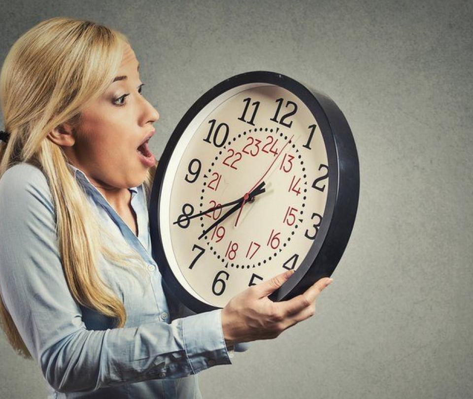 ¿Sería posible trabajar solo tres días a la semana?