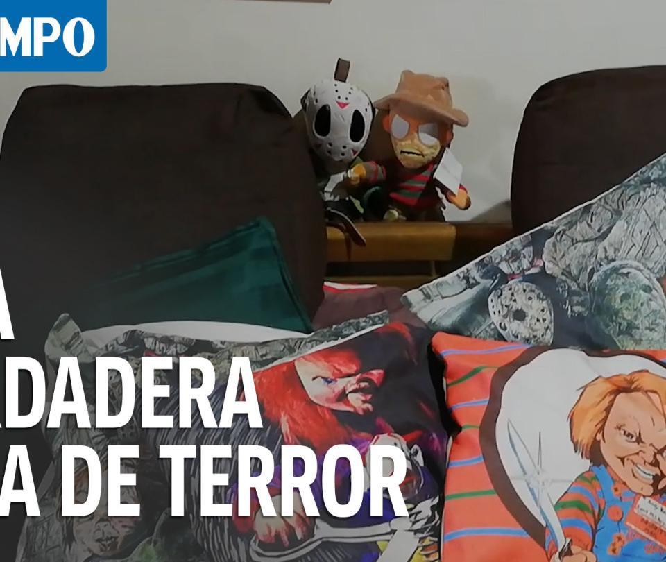 Chucky, Anabelle y otros temibles muñecos se toman una casa en Bogotá