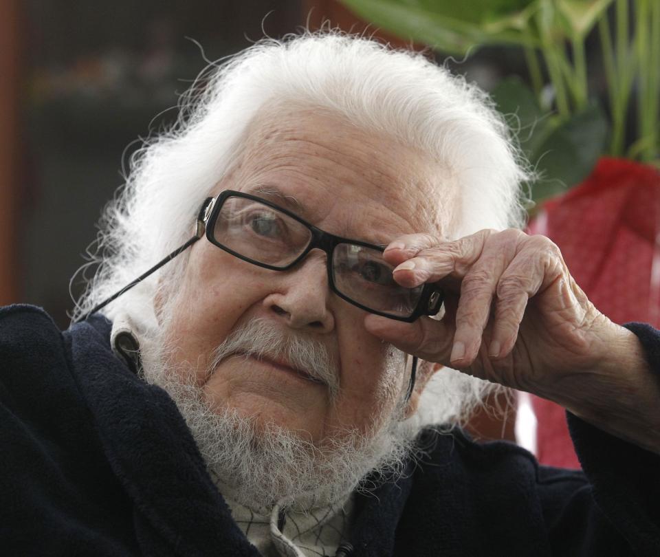 A los 83 años, murió el escritor mexicano Fernando del Paso