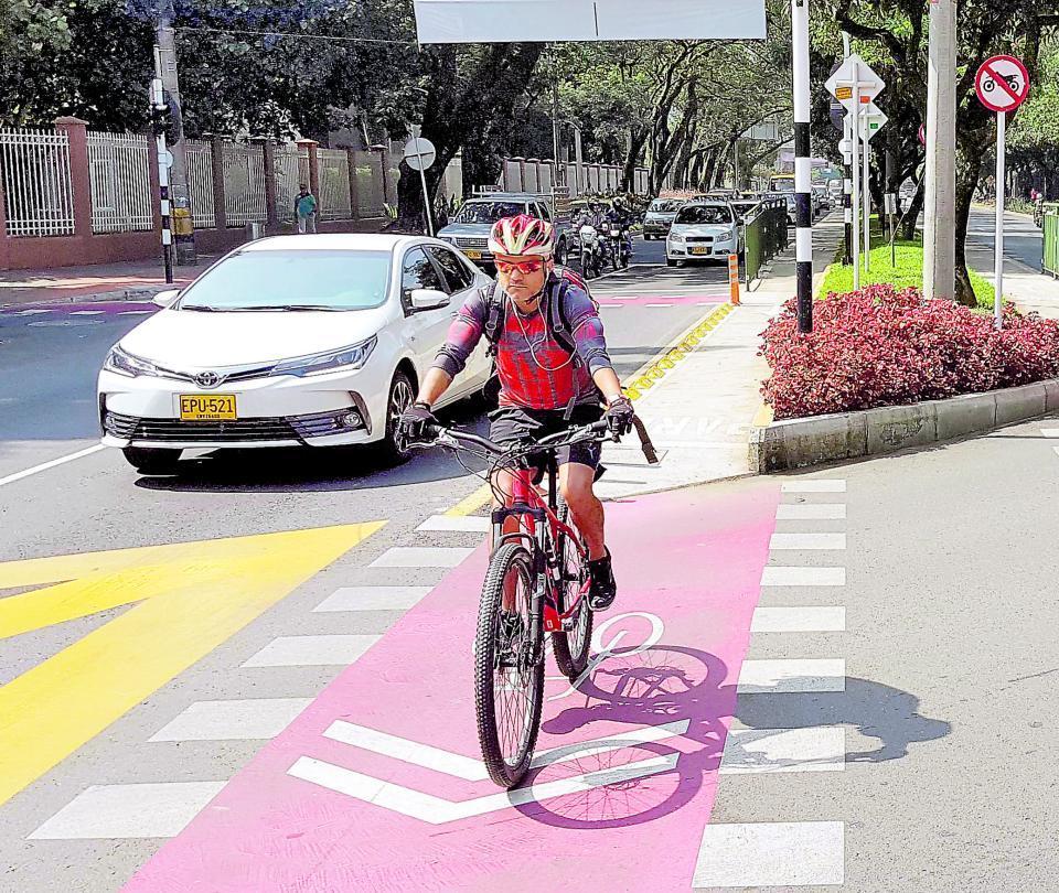 Plan de 80 kilómetros de ciclorrutas avanza con lentitud: concejales