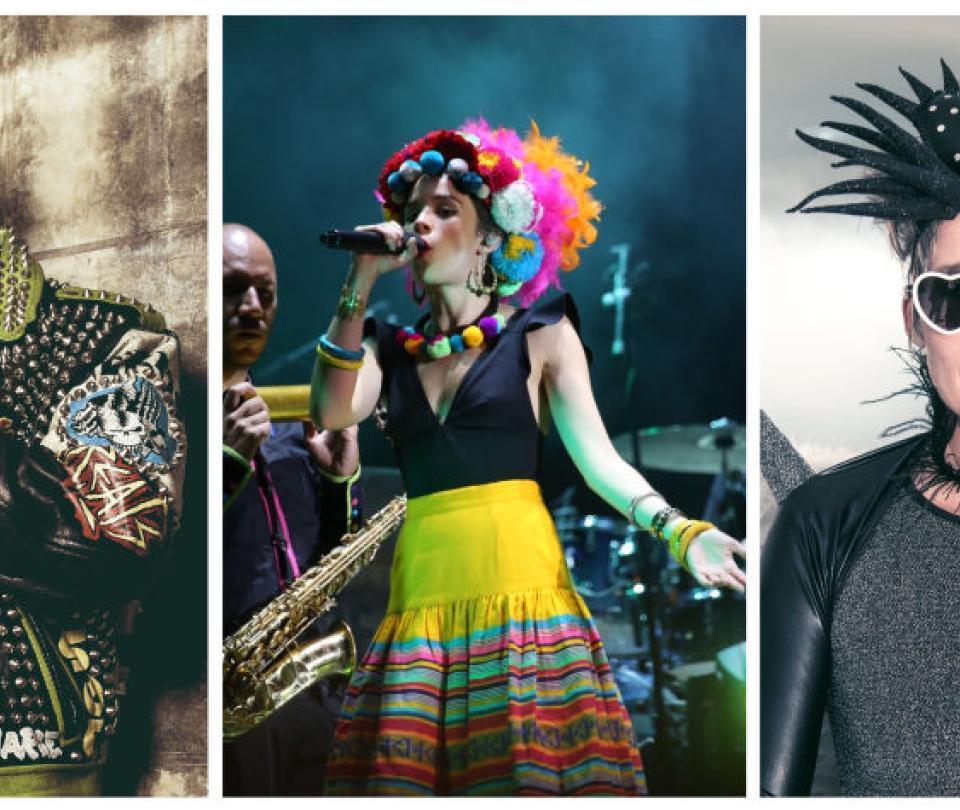 Los músicos colombianos que buscan la gloria en los Grammy Latinos
