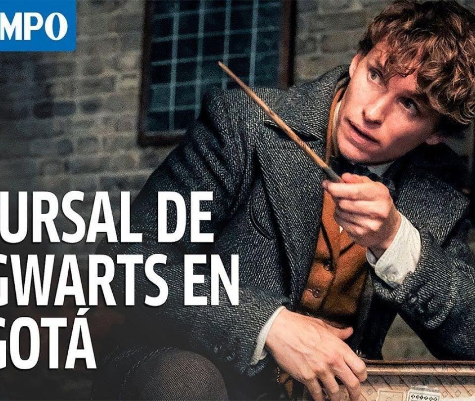 Hogwarts abrió sede en Colombia