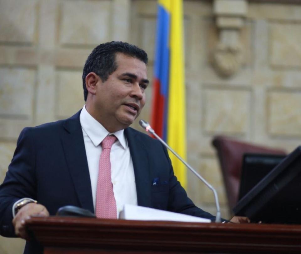 Cámara felicita a Guaidó por presidencia de legislativo venezolano
