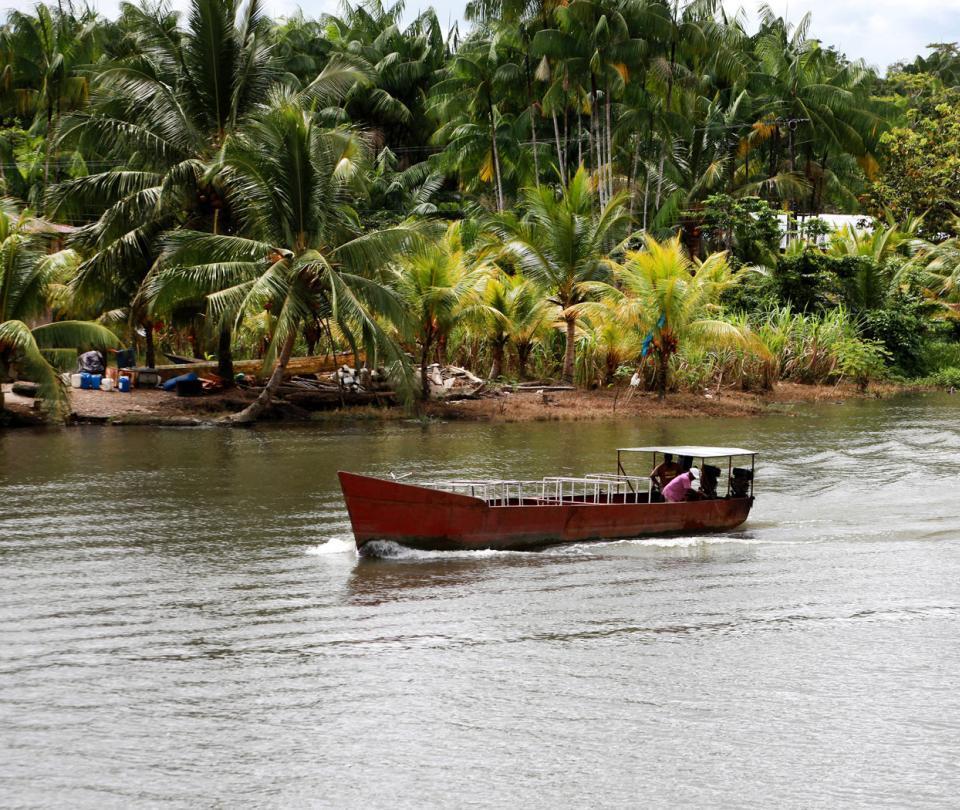 Un viaje por el Pacífico, a través de sus ríos