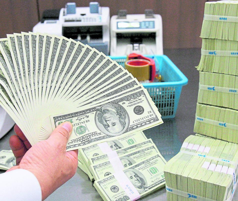 Dólar se acercó en el mercado cambiario a 3.200 pesos