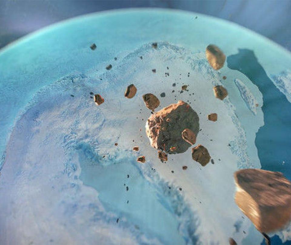 La Nasa diseña estrategia para defender a la Tierra de asteroides