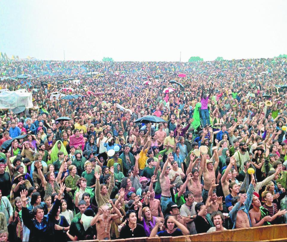 Woodstock anuncia nuevo festival, para conmemorar su 50 aniversario