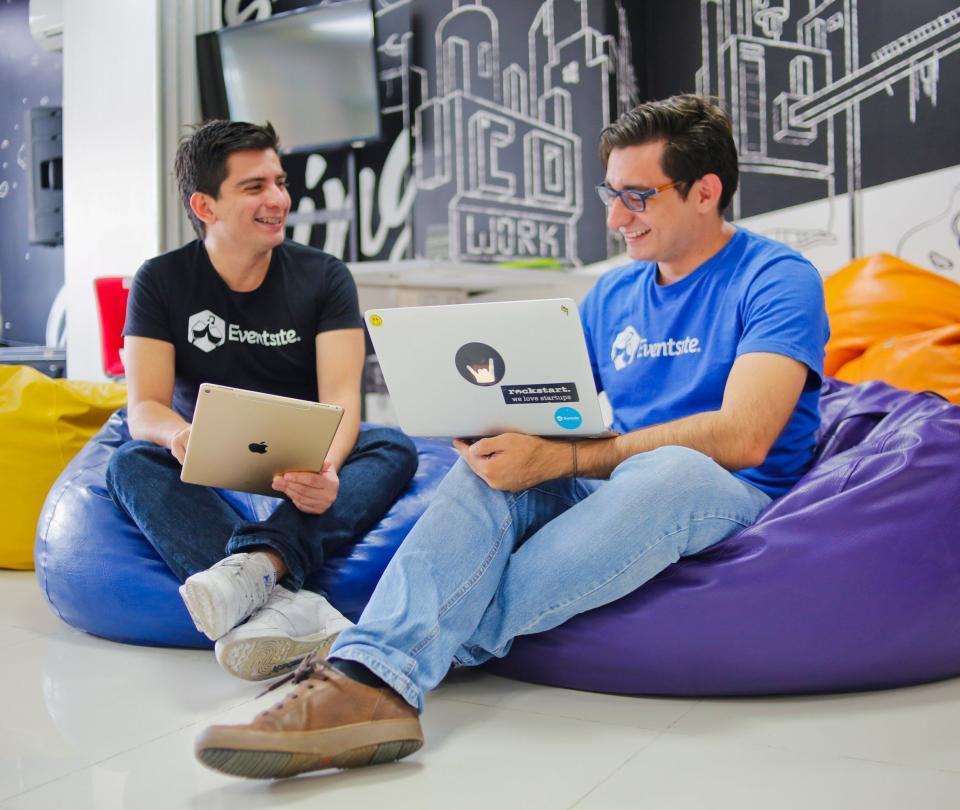 'Eventsite', una de las aplicaciones de eventos exitosas en el país