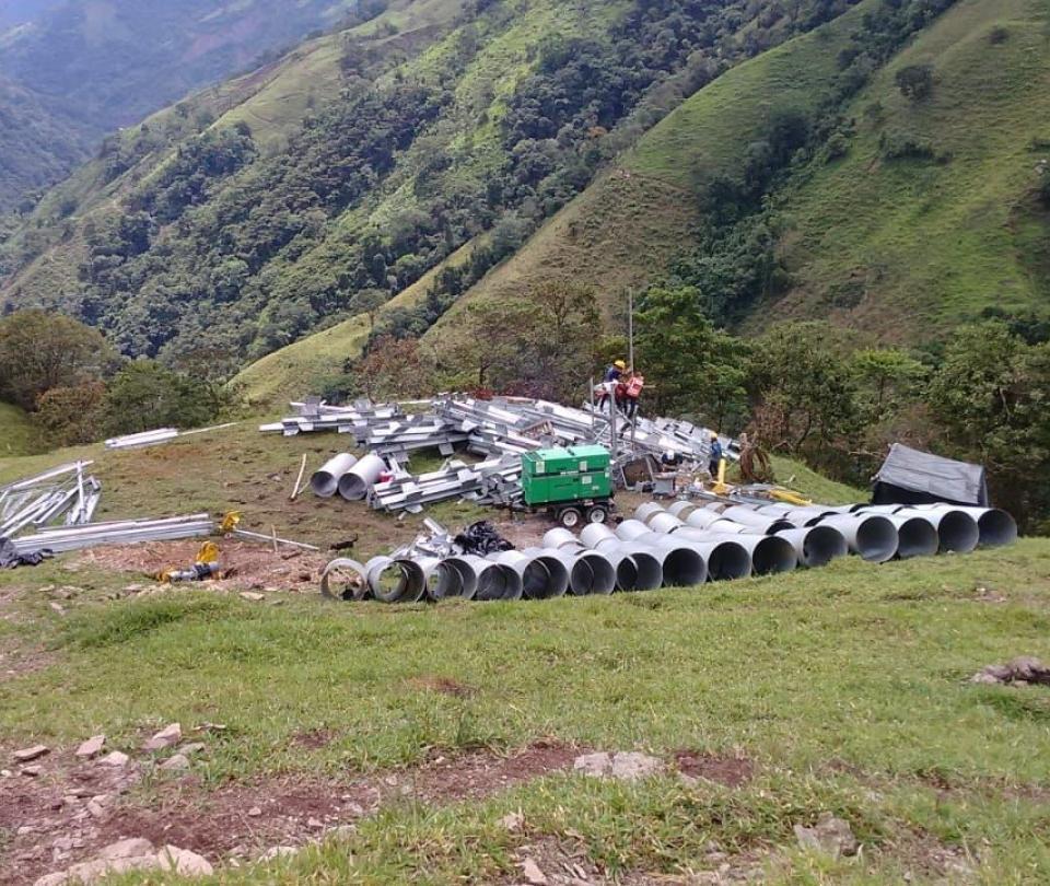 Villavicencio lleva siete meses en emergencia y ahora tiene menos agua