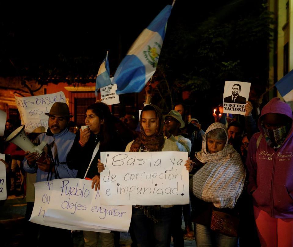 Arremetida contra la misión anticorrupción desata crisis en Guatemala