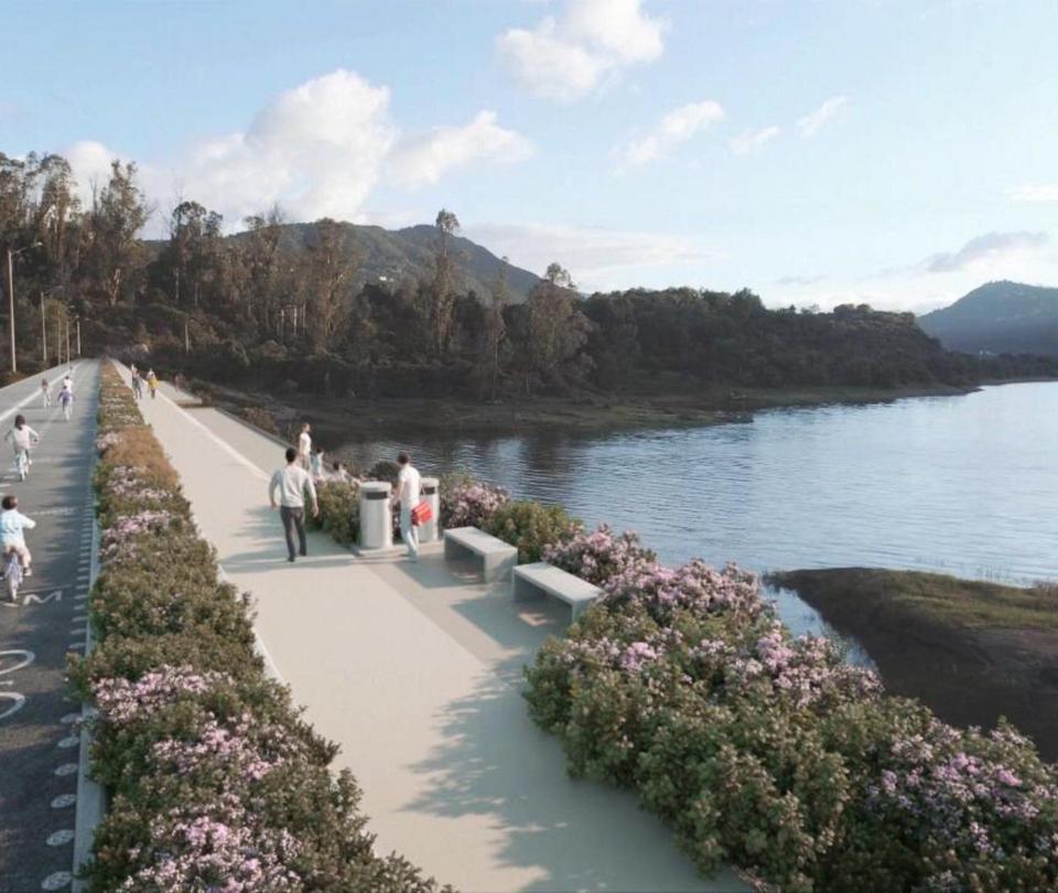 Cómo se mitigarán los posibles impactos al parque San Rafael