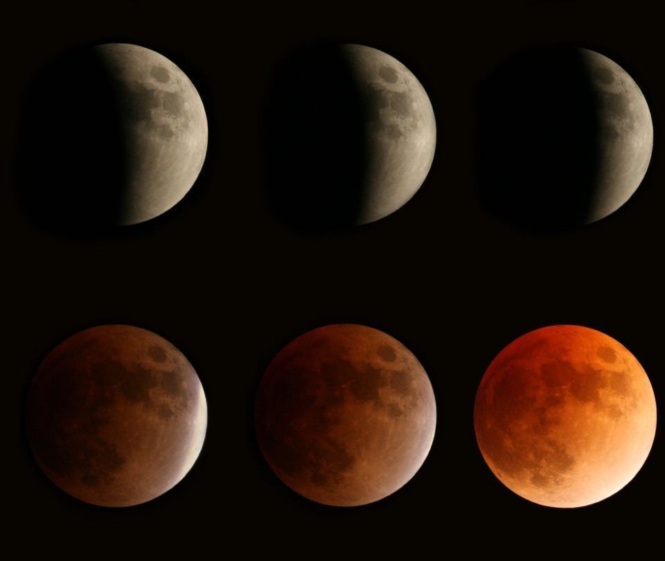 Colombia podrá ver el eclipse de Luna el próximo domingo