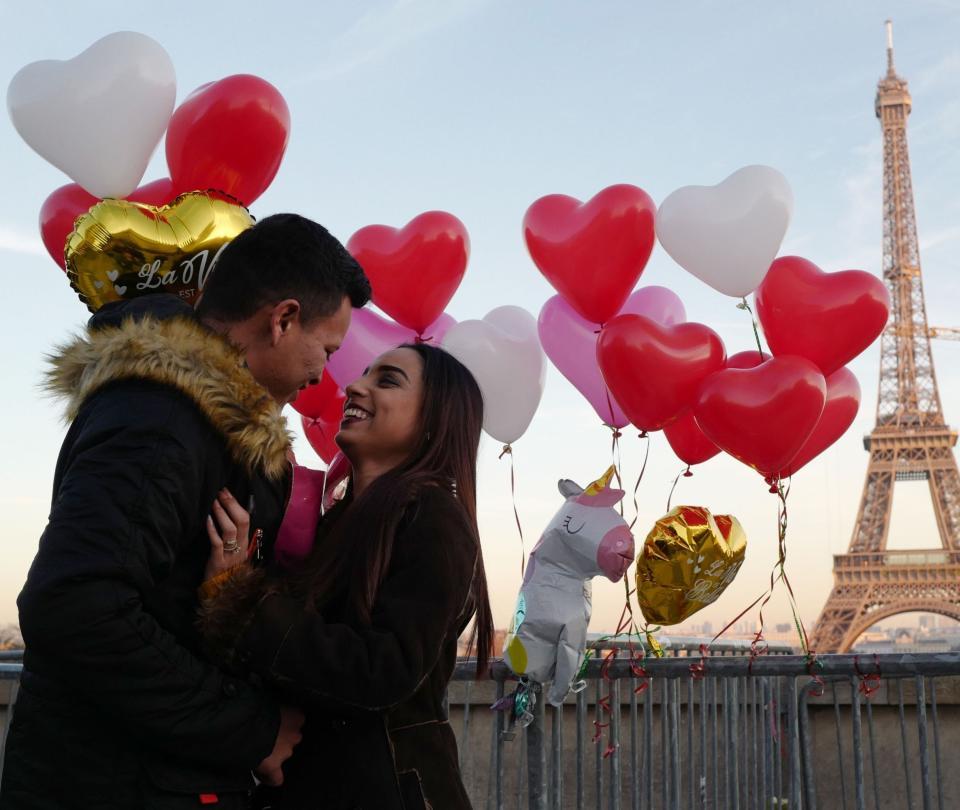 San Valentín: su origen y su celebración en el mundo entero