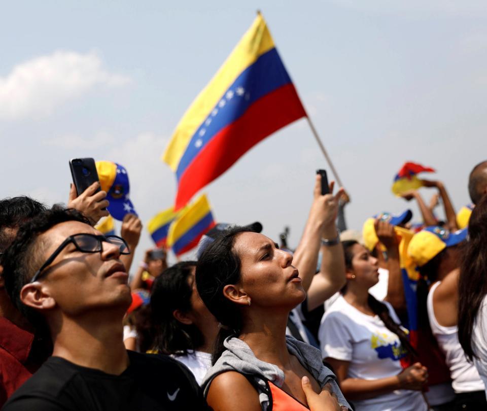 Minuto a minuto: Termina el Venezuela Aid Live