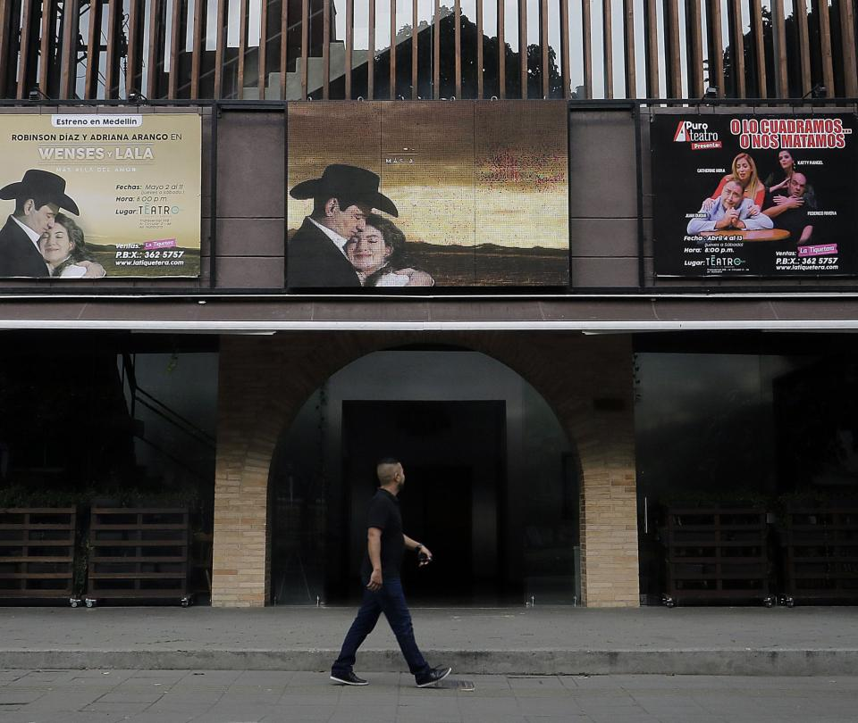 Un nuevo teatro abrirá al público en el barrio Laureles de Medellín