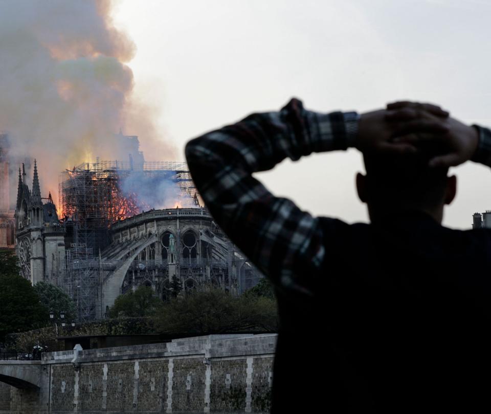 Fotos 360 muestran cómo era Notre Dame antes del incendio