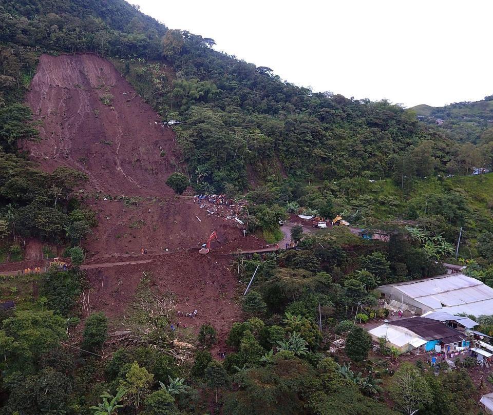 Otros dos cuerpos rescatados en la avalancha de Rosas