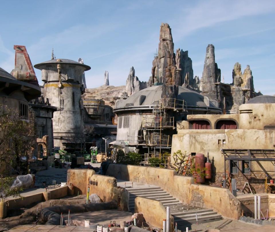 Así será el Star Wars Galaxy's Edge, nuevo parque temático de Disney