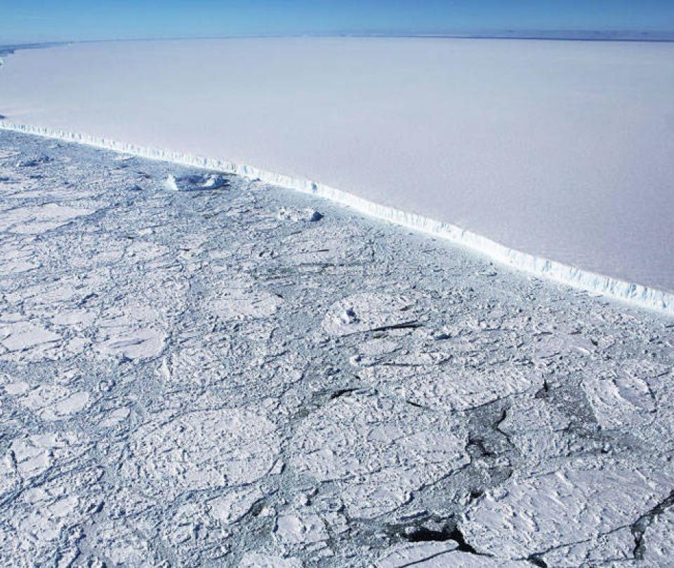 ¿Hacia dónde se dirige el iceberg más grande del planeta?