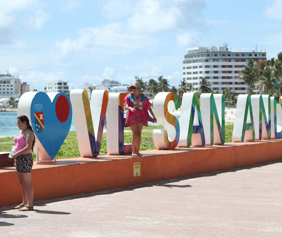 Tragedia en San Andrés: turista murió tras accidente en carro de golf