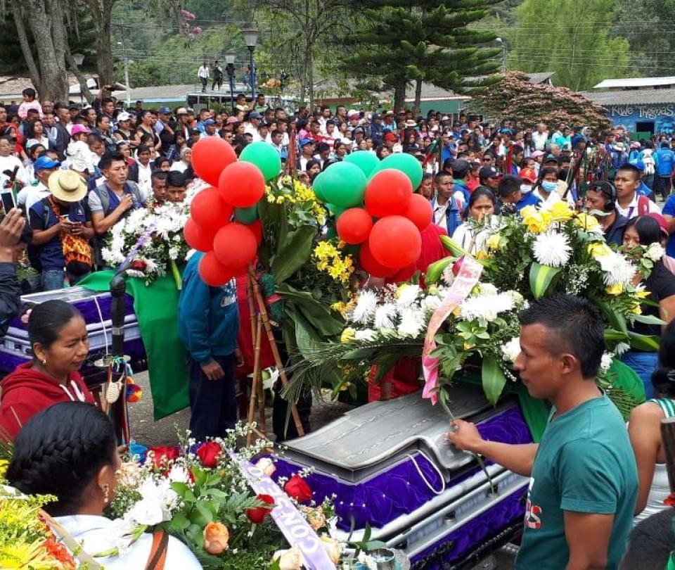 ¿Quiénes se esconden tras el 'plan pistola' contra indígenas en Cauca?