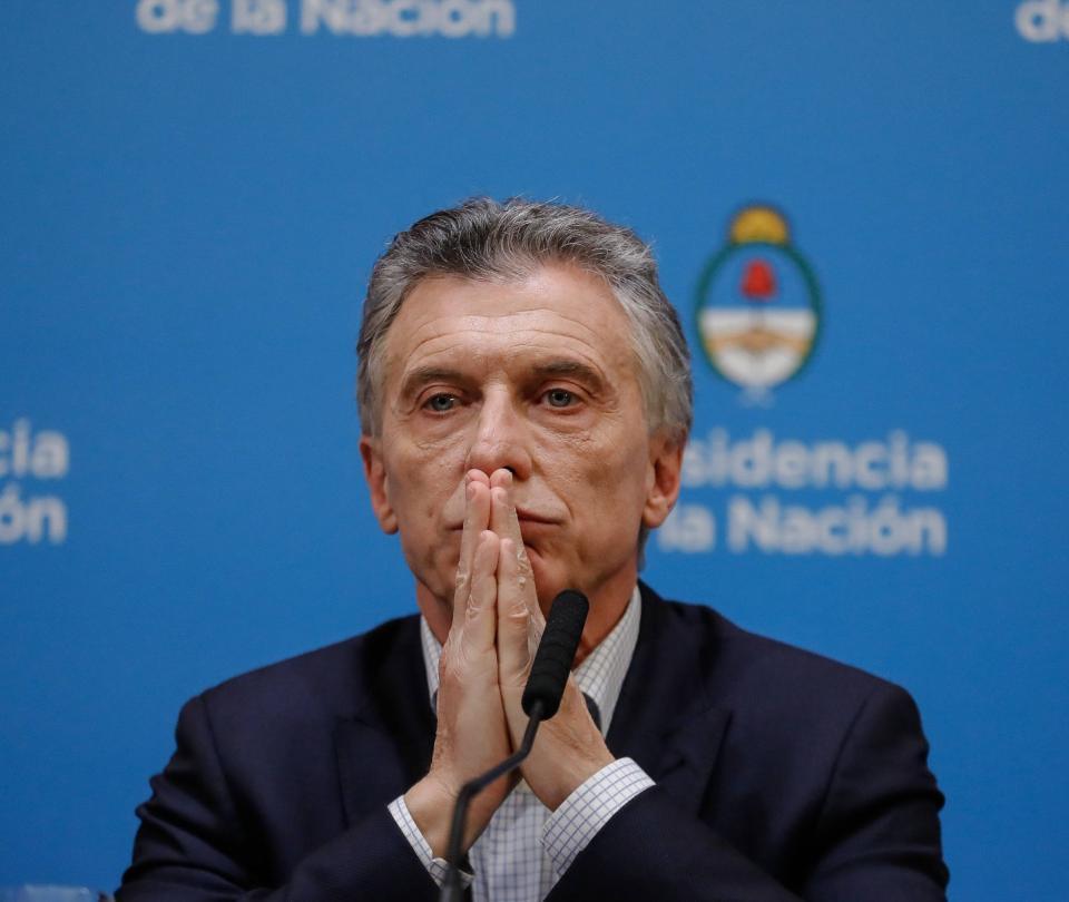 Macri, en el peor de los mundos tras derrota en primarias argentinas