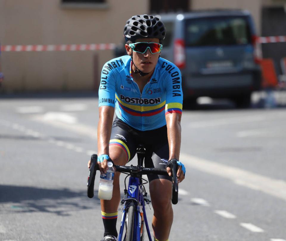 Colombianos, sin problemas en el Tour de l'Avenir