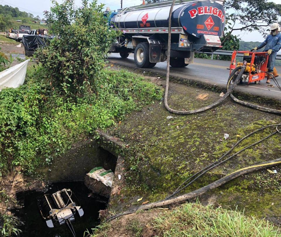Alerta en Nariño, tras doble ataque al Oleoducto Trasandino
