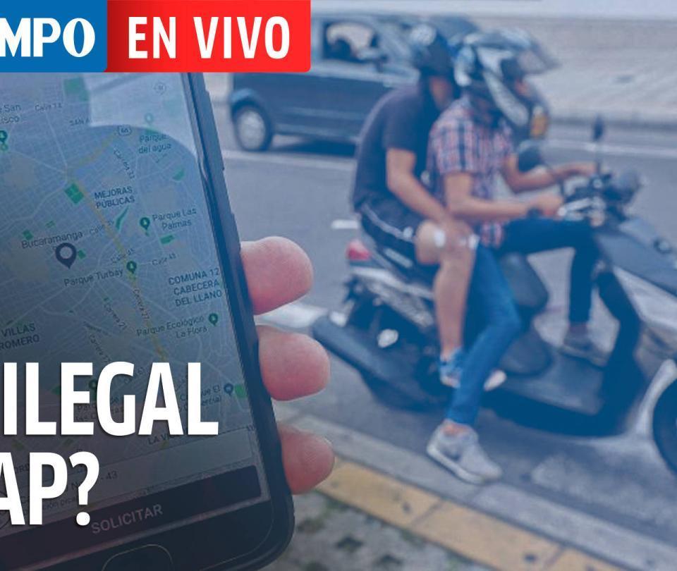 ¿Picap es ilegal?