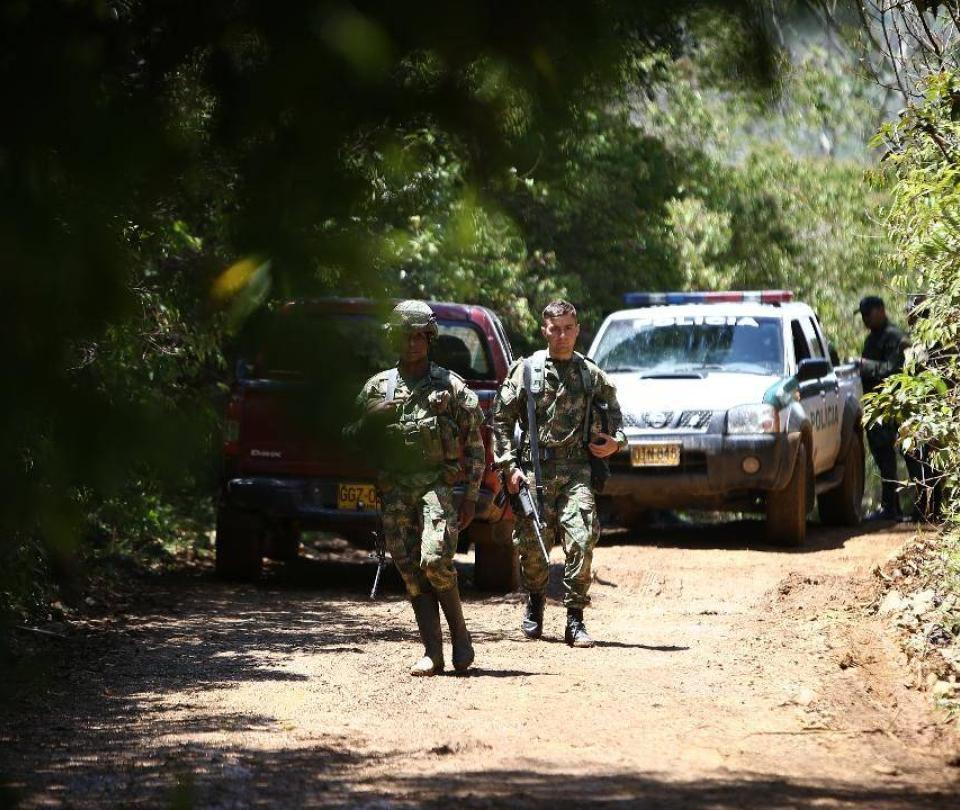 Masacre en Jamundí: hallan cuerpos de cuatro personas en zona rural