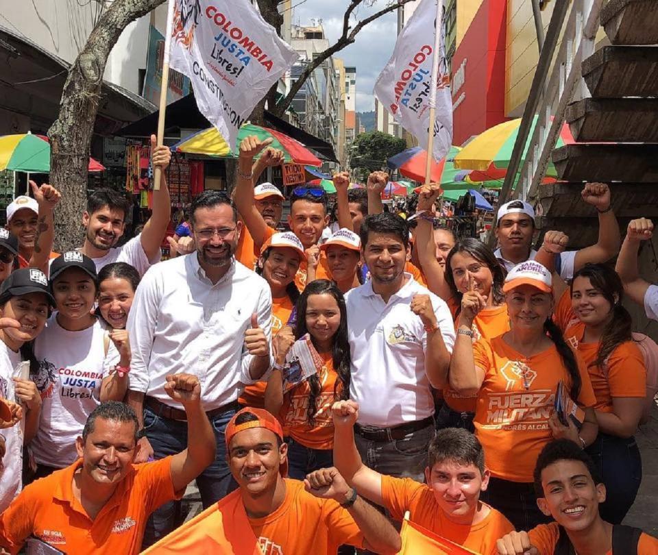 'Voy a ser el primer policía y promotor de la ciudad': Jaime Beltrán