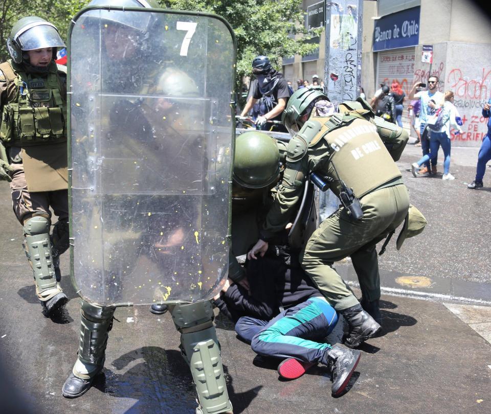Duro informe de la ONU contra Chile por DD. HH.