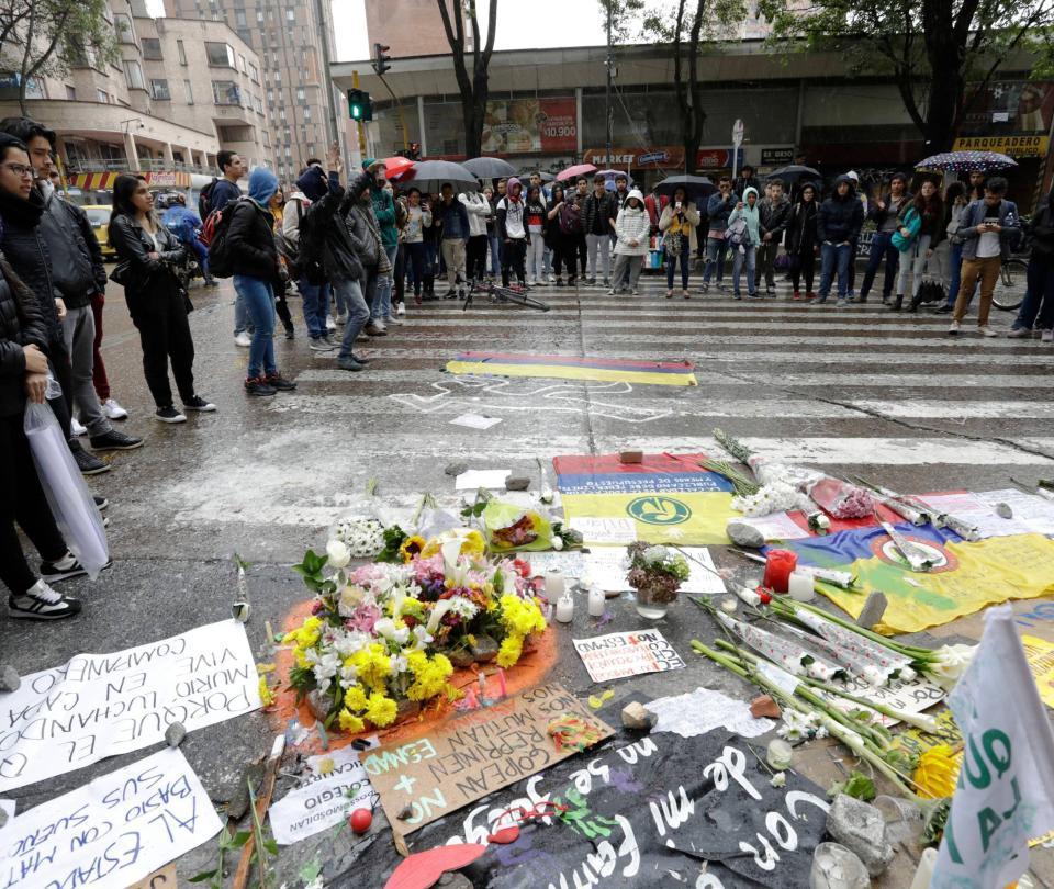 Siga las marchas del paro en Bogotá y en las principales capitales