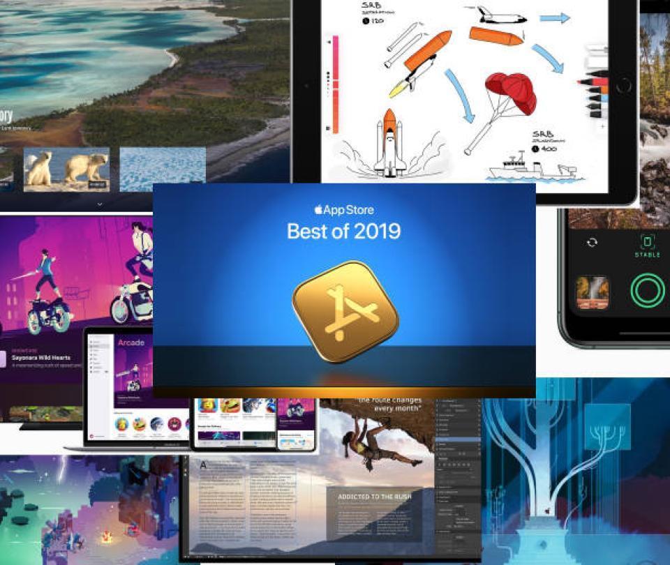 Las mejores apps y juegos de 2019 en sistema iOS según Apple