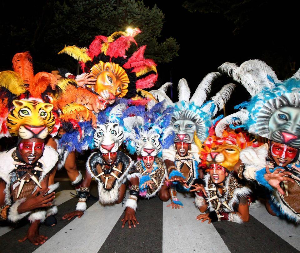 El tradicional desfile de mitos y leyendas brilló en Medellín