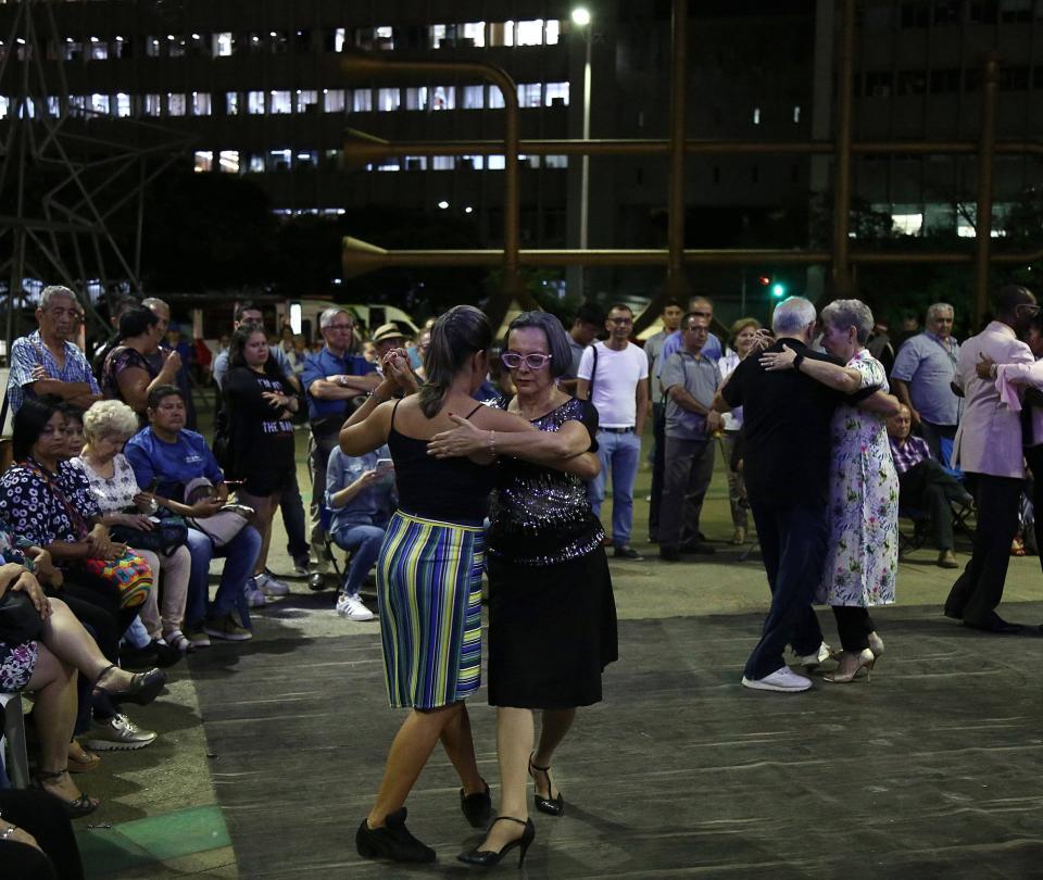 Una noche para disfrutar a ritmo de puro tango