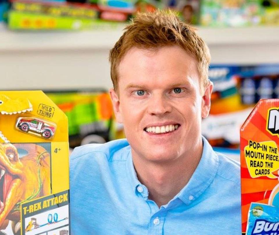 El juego de niños que se transformó en una juguetería multimillonaria