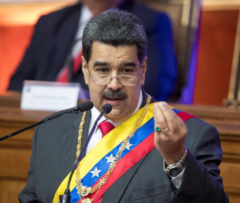 Según EE.UU., Farc pagaron a Maduro 5 millones de dólares por su apoyo