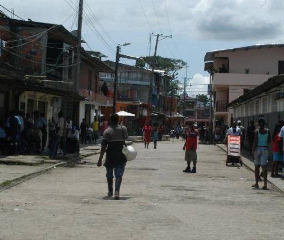 Ataque con disparos y granadas en El Charco, Nariño, no dejó víctimas
