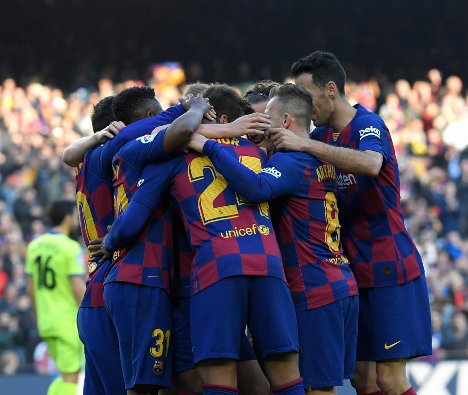 Antes del viaje a Lisboa, Barcelona reporta un positivo para covid-19