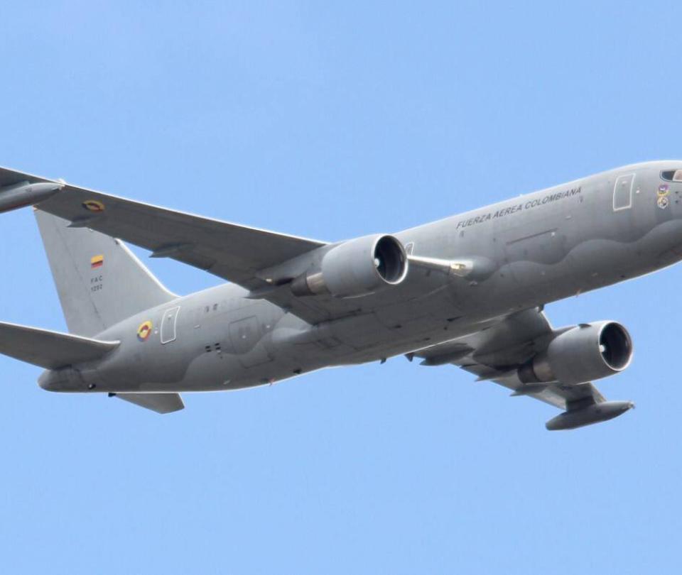 Siga en vivo el vuelo que traerá a los colombianos de Wuhan