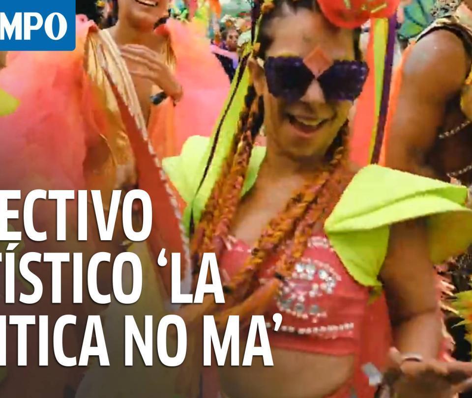 La Puntica No Ma' cumple 21 años en el Carnaval de Barranquilla