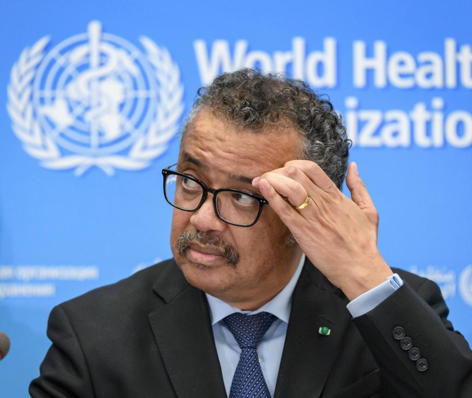 Aprueban evaluación sobre la gestión de la OMS durante la pandemia